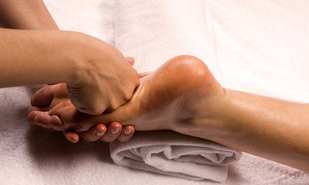 30-Minute Thai Reflexology Foot Massage