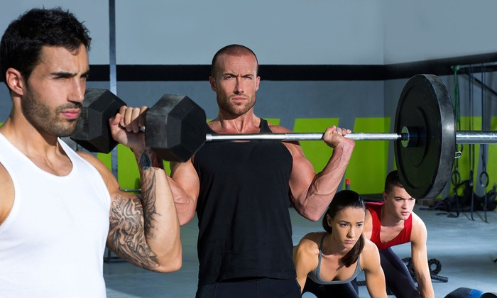 Rutland CrossFit - Rutland: 10 Introductory CrossFit On-Ramp Classes or One Month of Unlimited CrossFit Classes (Up to 80% Off)