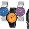 Simplify The 3200 Men's Mesh Bracelet Watch