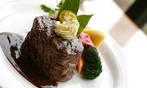 C'est La Vie Restaurant: French Lunch or Dinner for Two or Four at C'est La Vie Restaurant (Up to 40% Off)