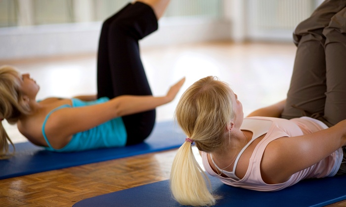 Avenues to Wellness - Beechwood: 10 Yoga Classes or One Month of Unlimited Yoga Classes at Avenues to Wellness (Up to 51% Off)