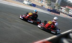 Karting Ocaña: 2 tandas de karting de 10 minutos desde 24 € en Karting Ocaña