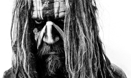 Rob Zombie at nTelos Wireless Pavilion on Friday, June 5, at 8 p.m. (Up to 59% Off)