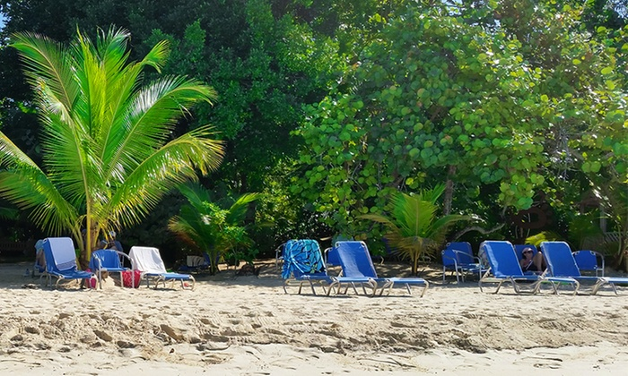 All-Inclusive Beachfront Cottages in Negril, Jamaica