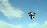 Giant Swing Experience from R149 for Two at Adrenalin Addo (50% Off)