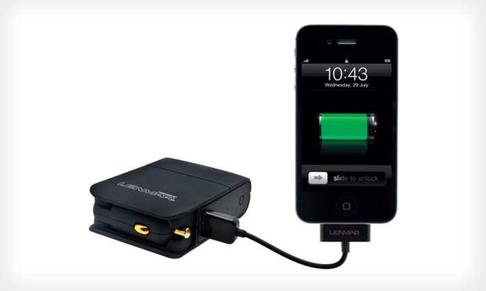 Lenmar All-In-One Charger with Battery: $29 for a Lenmar PowerPort Gold All-In-One Charger ($69.99 List Price). Free Shipping and Returns.