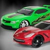 Full-Function Radio-Controlled 1:16 Scale Cars
