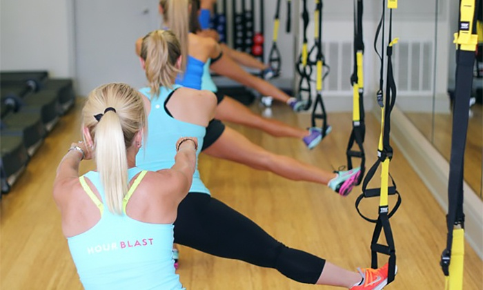 Hour Blast Metairie - Metairie: 5 or 10 Hour-Long High-Intensity Interval Training Classes at Hour Blast Metairie (Up to 58% Off)