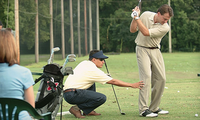 My Jax Golf - Nocatee: One Private, Four Adult, or One 3-D Swing-Analysis Golf Lessons at My Jax Golf in Ponte Vedra Beach (Up to 63% Off)