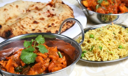 $12 for $25 Worth of Indian Cuisine at A Taste of India