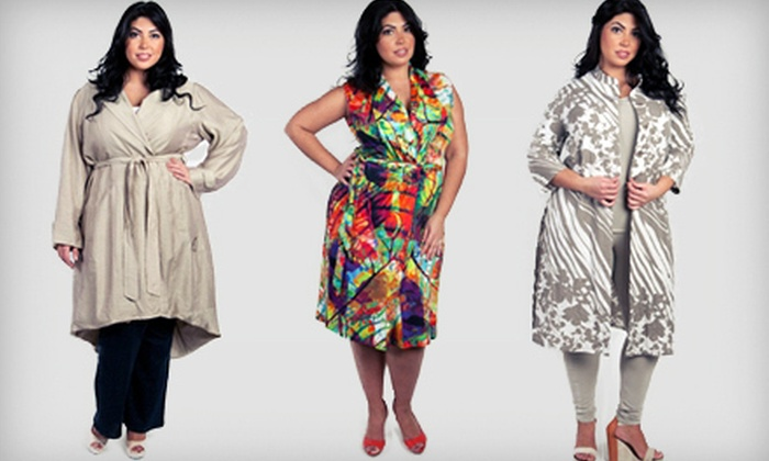 Boutique Larrieux - Historic Third Ward: Contemporary Plus-Size Apparel at Boutique Larrieux (Half Off)