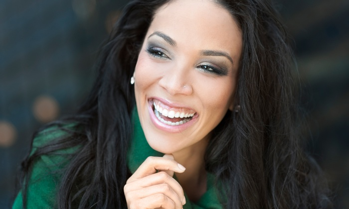 Montgomery Plaza Dental - Fort Worth: Home Teeth-Whitening Kit, In-Office Zoom! Teeth Whitening, or Both at Montgomery Plaza Dental (Up to 67% Off)