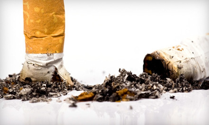 Stop Smoking Cessation - Citrus Heights: $89 for a Smoking-Cessation Hypnosis Session at The Colon Therapy Center in Roseville ($199 Value)