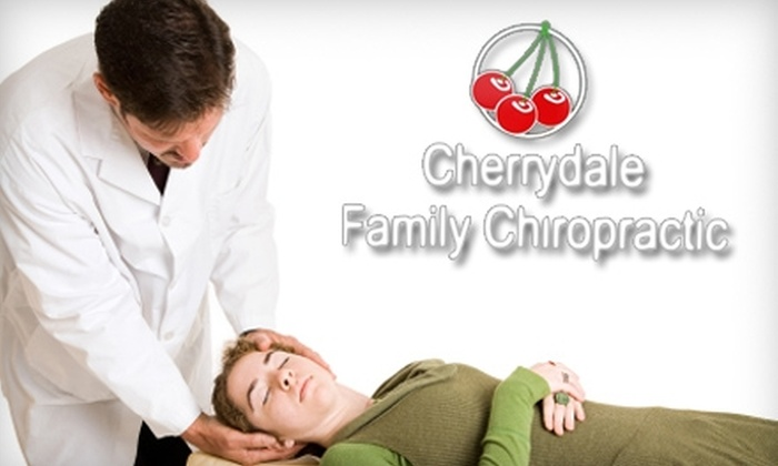 Cherrydale Family Chiropractic - Greenville: $20 for a Consultation, Examination, and X-ray at Cherrydale Family Chiropractic (Up to $325 Value)