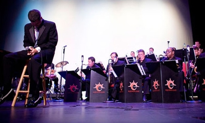 """Cedarburg Performing Arts Center - Cedarburg: $40 for Two General-Admission Tickets to the Equinox Jazz Orchestra's """"Mostly Mercer Show"""" in Cedarburg ($80 Value)"""
