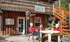 Alaska Dacha - Hope: $50 for Hotel Stay and Groceries at Alaska Dacha ($100 Value)