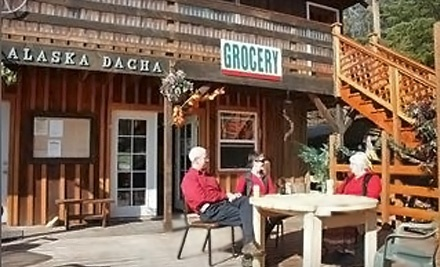 Alaska Dacha - Alaska Dacha in Hope