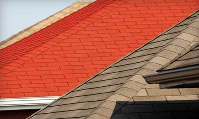 SC Roofing - Sherwood: $99 for a Roof Inspection and North-Facing Roof Cleaning from SC Roofing ($250 Value)