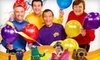 """""""The Wiggles Big Birthday!"""" at the NYCB Theatre at Westbury  - Jericho: One Ticket to See """"The Wiggles Big Birthday!"""" at the NYCB Theatre at Westbury on July 15 at 6:30 p.m. (Up to $55.10 Value)"""