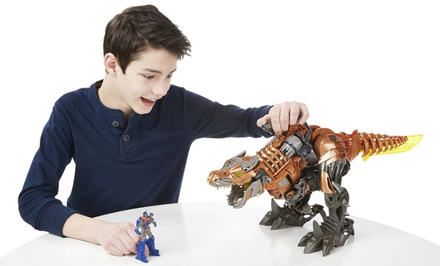 Transformers: Age of Extinction Stomp and Chomp Grimlock