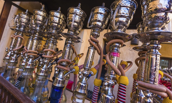 Puffin Clouds Hookah Lounge - Peoria Town Center: $40 Off VIP  Hookah & Pool Package  at Puffin Clouds Hookah Lounge