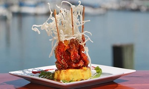 Fresco's Waterfront Bistro: Upscale Casual Waterfront Dining for Brunch, Lunch, or Dinner at Fresco's Waterfront Bistro (Up to 40% Off)