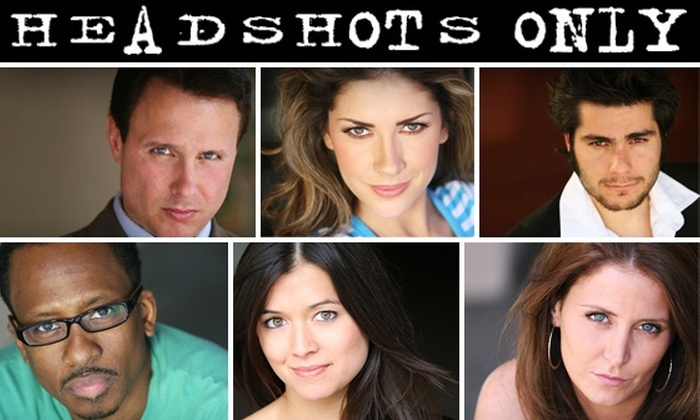 Headshots Only Photography - Silver Lake: $80 for Professional Headshots with Headshots Only Photography ($250 Value)