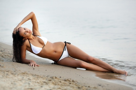 A Bikini Wax at Aesthetically Yours (50% Off)