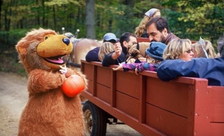 Admission for 2 to the Children's Trick-or-Treat Event (a $52 value) - Charmingfare Farm in Candia