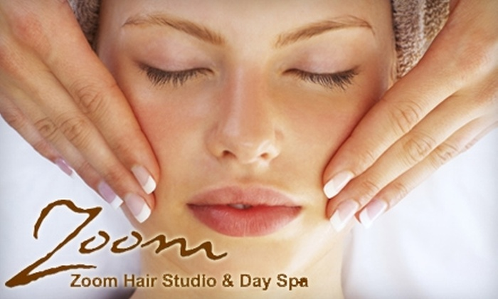 Zoom Hair Studio & Day Spa - Canton: $30 for $60 Worth of Services at Zoom Hair Studio & Day Spa