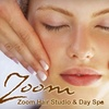 Half Off at Zoom Hair Studio & Day Spa