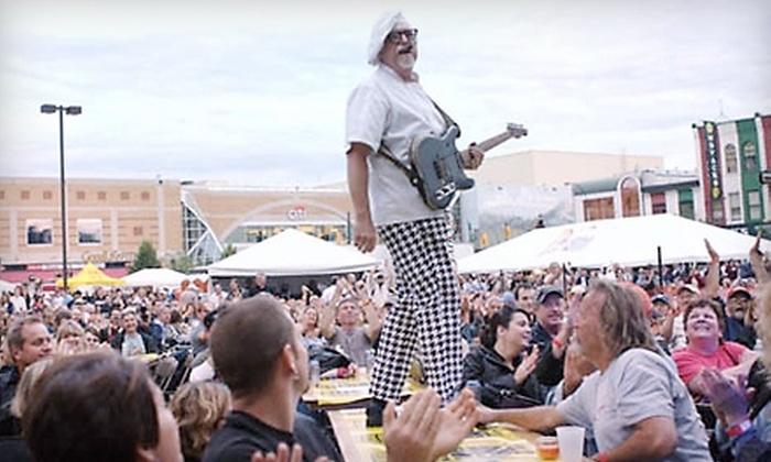 Bluesfest International - Central London: One-Day or Three-Day Pass to Bluesfest International