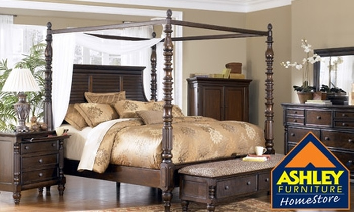 Ashley Furniture HomeStore - West Augusta: $49 for $150 Toward Furniture at Ashley Furniture HomeStore