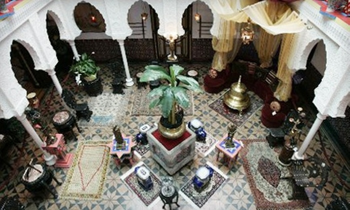 Villa Zorayda - St. Augustine: $10 for Two Tickets to an Audio Tour at Villa Zorayda in St. Augustine (Up to $20 Value)