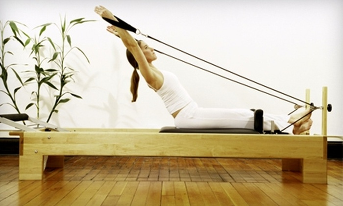 Breathe Pilates Studio - Grogan's Mill: $99 for a Beginner Package at Breathe Pilates Studio in The Woodlands ($245 Value)