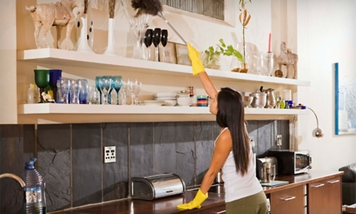 Green Clean Works - Old Town: Eco-Friendly House Cleaning from Green Clean Works. Four Options Available