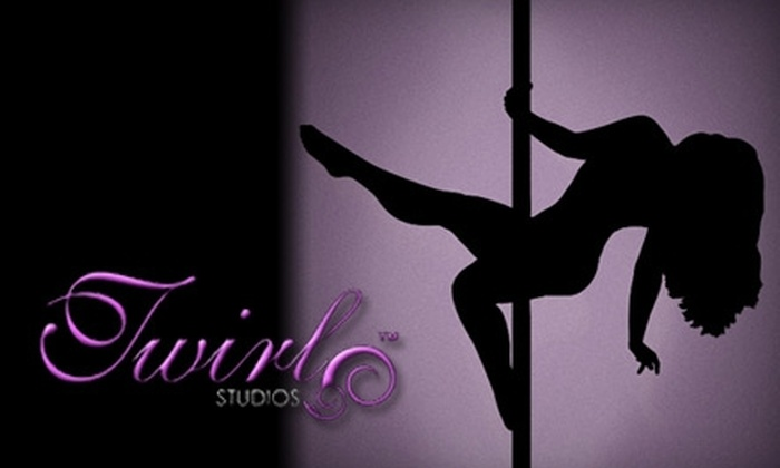 Twirl Fitness Lounge - Harlem: $30 for Three Pole-Dancing Classes at Twirl Fitness Lounge