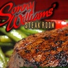 Half Off at Sonny Williams' Steak Room