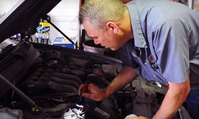 Roppel's Full Service Auto Centers - Multiple Locations: $25 for $50 Worth of Auto-Care Services at Roppel's Full Service Auto Centers