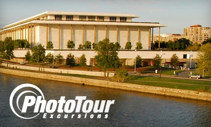 PhotoTour Excursions - Washington DC: $39 for a Half-Day Photography Tour from PhotoTour Excursions ($79 Value)