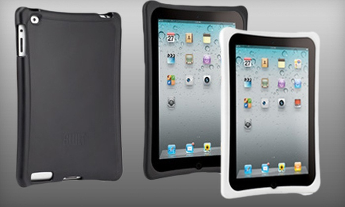 Ergonomic iPad 2 Case: $12 for a Built NY Ergonomic Hard Case for iPad 2 in Black or White ($39.99 Value)