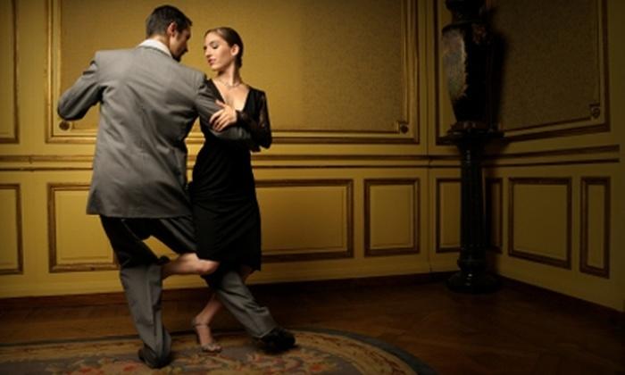 The Tango Room Dance Center - Sherman Oaks: $40 for Six Dance or Fitness Classes at The Tango Room Dance Center in Sherman Oaks ($80 Value)