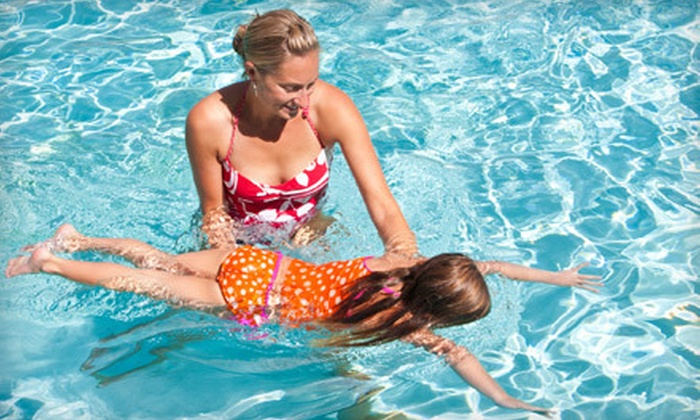 Santa Clara Swim Club - Santa Clara: Four Weekly Mommy & Me Swim Classes April 15–May 9 or May 13–June 6 at Santa Clara Swim Club (Half Off)
