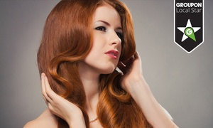 Salon Fryzjerski Aneta: Strzyżenie z modelowaniem i masażem głowy (39,99 zł) z sauną ozonową (49,99 zł) i więcej w Salonie Fryzjerskim Aneta