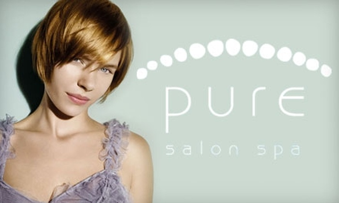 Pure Salon Spa - East Louisville: $30 for $60 Worth of Services at Pure Salon Spa