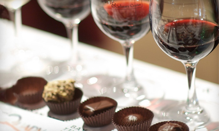 Von Stiehl Winery - Denmark: $18 for Three Wine-and-Chocolate Pairings for Two with Two Bottles of Wine at Von Stiehl Winery in Algoma ($36.78 Value)