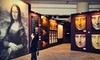 """Da Vinci – The Genius"" - The Venetian: $23 to See ""Da Vinci – The Genius"" Exhibit with a Greenscreen Photo Souvenir at The Venetian Las Vegas (Up to $47 Value)"