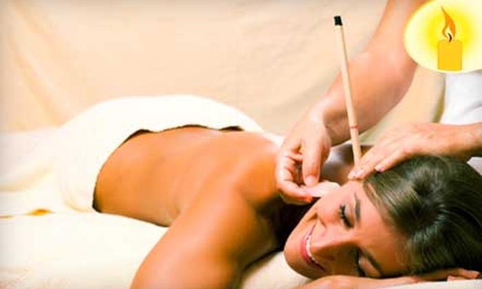 Body Bliss Wellness Center - Mokena: $25 for an Ear-Candling Treatment at Body Bliss Wellness Center in Mokena ($50 Value)