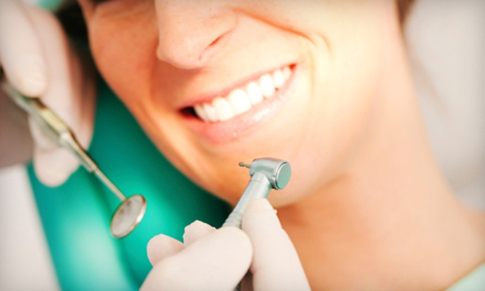 Alpha Dental Group - Sherman Oaks: Dental Exam, X-rays, and Cleaning or Zoom! Whitening Treatment at Alpha Dental Group in Sherman Oaks (Up to 90% Off)