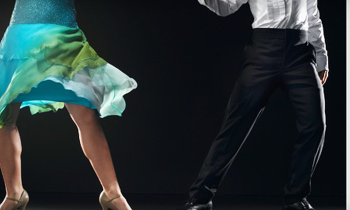Stardance, Inc. - Multiple Locations: 10 Group or 2 Private Dance Classes at Stardance, Inc. (Up to 60% Off)
